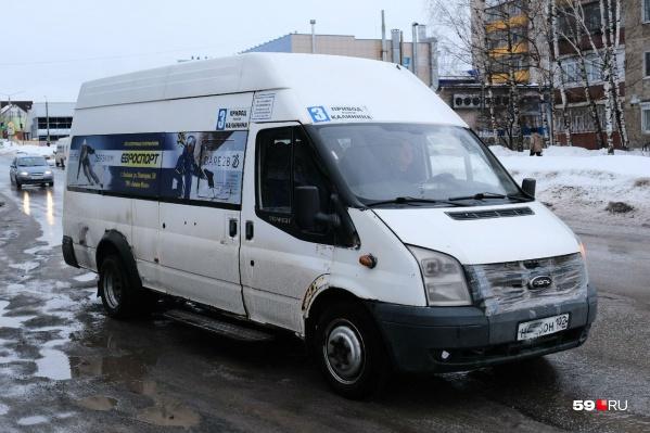 Губахинское АТП «Капитал» выпустило на маршруты 2, 3 и 4 старые автобусы