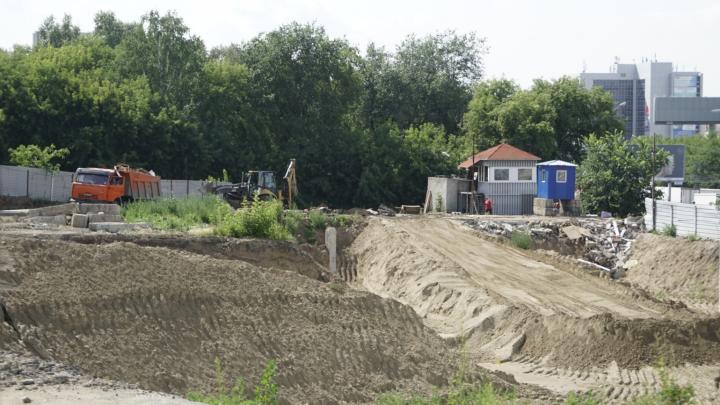 Возле парка Кирова разрешили построить высотку — её возведёт застройщик «Марселя»