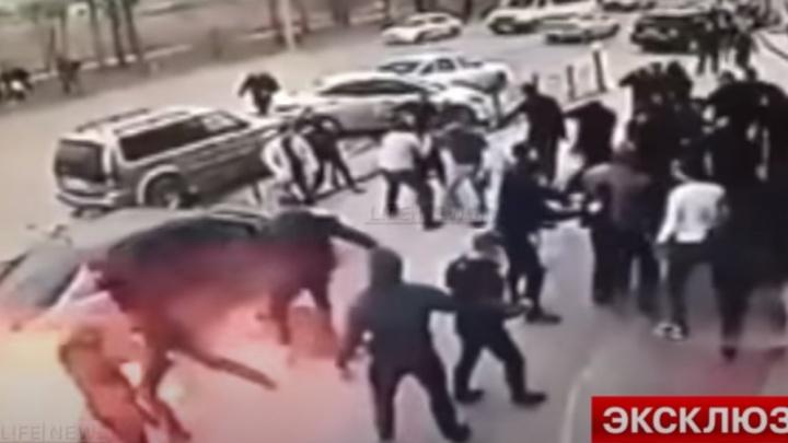 Волгоградца осудят за взрыв гранаты во время «разборки» в волжском кафе