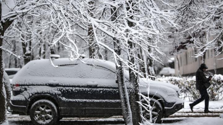 В Башкирии ударят морозы