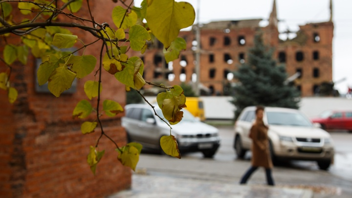 Почти зима: на Волгоград и Волгоградскую область надвигается сильное похолодание
