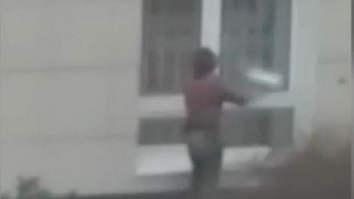 «Просто меня разозлили»: пермячка рассказала, зачем разбила окна в здании прокуратуры