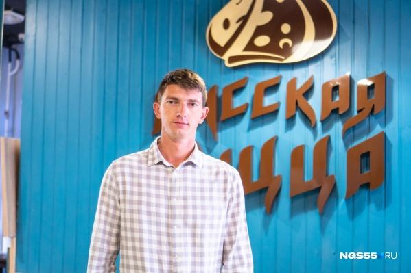 Александр Серёгин — бывший игрок КВН. Уже седьмой год он занимается бизнесом