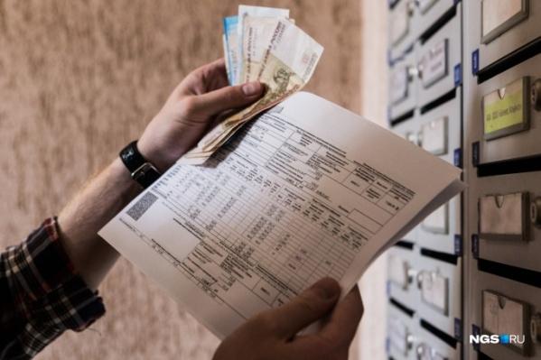 На 20 с лишним рублей подорожал вывоз мусора с начала ноября