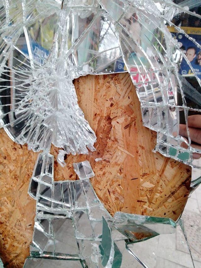 Ущерб оценивается в сто тысяч рублей<br>