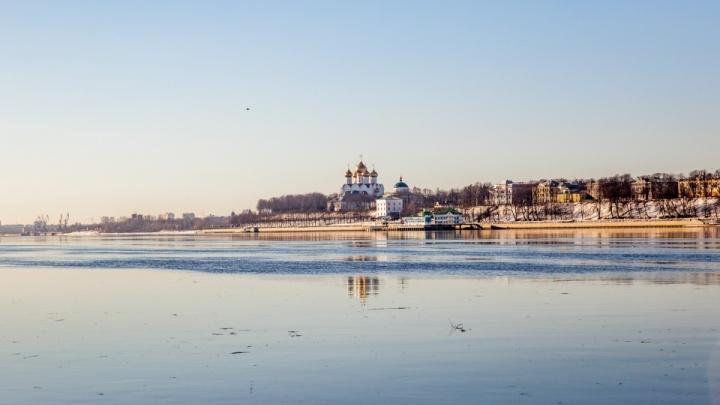 Назвали цену строительства третьего моста через Волгу в Ярославле