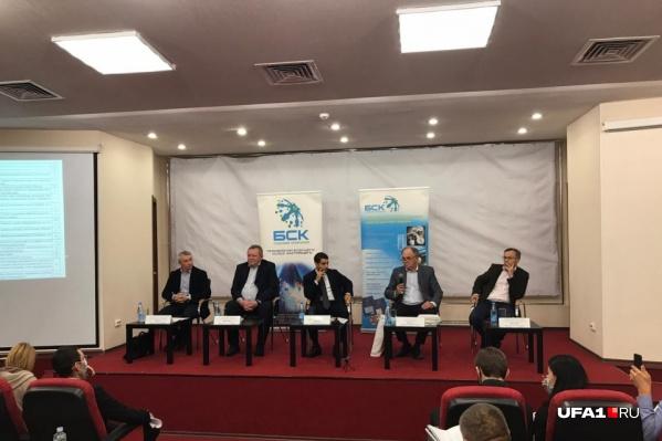 Ранее руководство БСК проводило конференцию на тему разработки Куштау