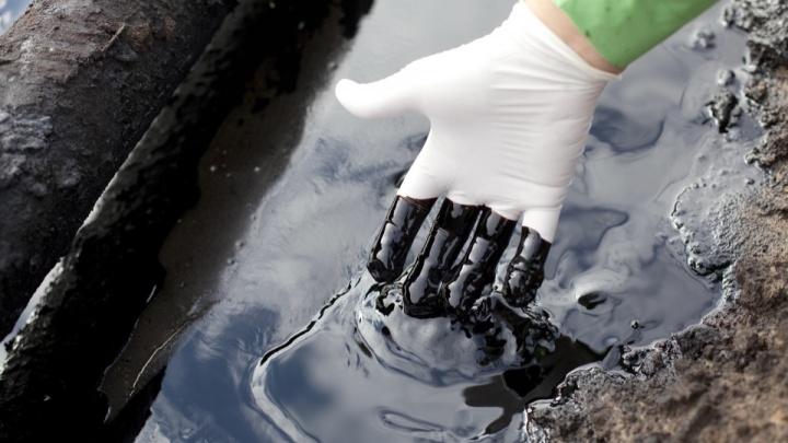 В Волгоградской области произошли утечки нефтепродуктов