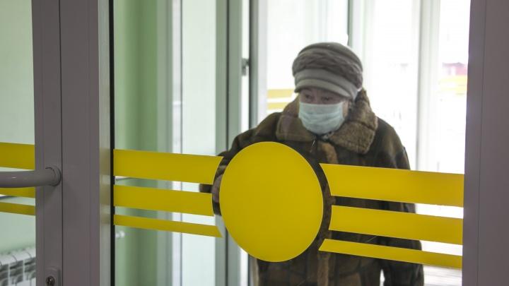 В Архангельской области за сутки выявили 399 случаев коронавируса
