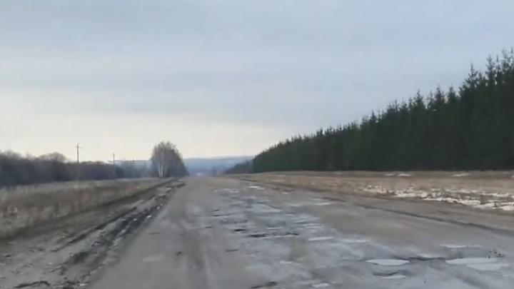 Власти рассказали, какие «сирийские» дороги в Бутурлинском районе отремонтируют уже в этом году