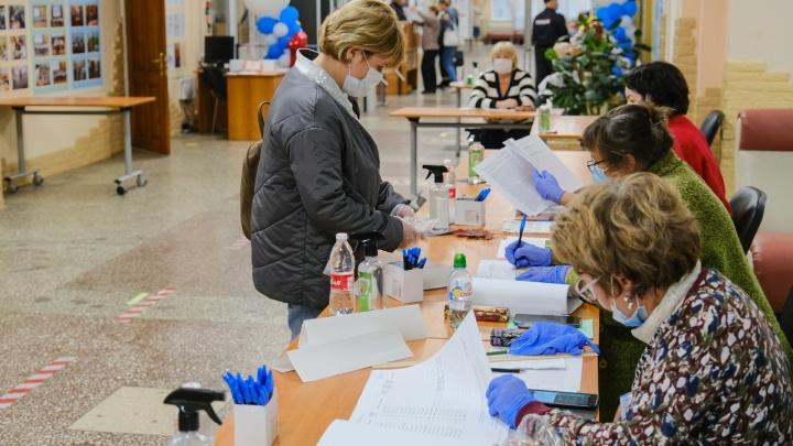 В Перми прошла встреча наблюдателей на выборах губернатора. Они рассказали о замеченных нарушениях