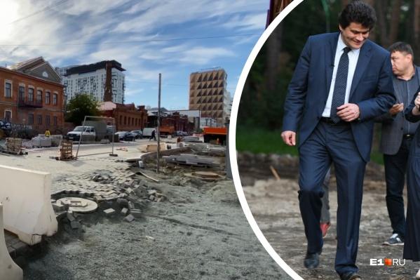 Реконструкция улицы обошлась городскому бюджету в 380 млн рублей