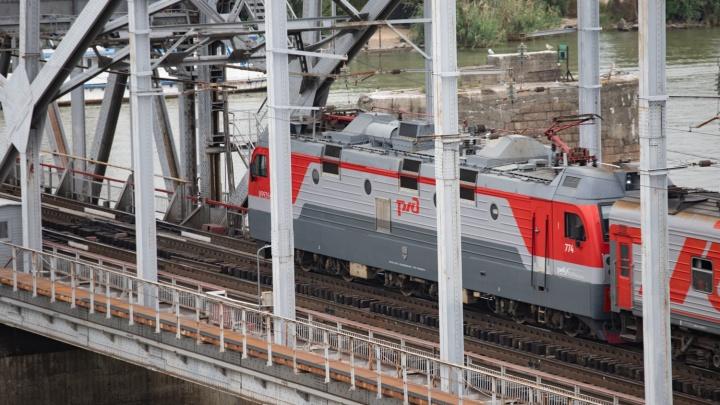 РЖД отменили часть поездов, следующих через Ростов