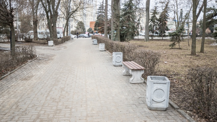Улицу в селе Ростовской области отремонтируют на 60 миллионов. На ней установят перголу и фонтан