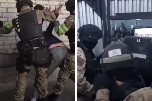 Задержаны 22 человека в трёх регионах
