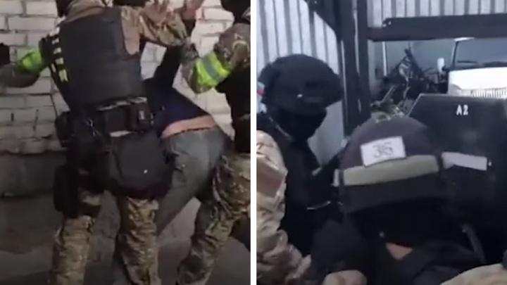 В Красноярском крае задержали террористов