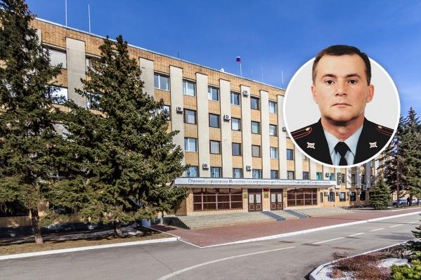 Юрия Сафронов около 20 лет работает в полиции