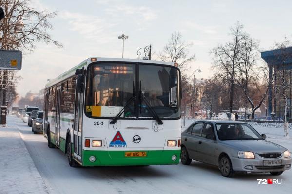 Власти решили сократить количество маршрутов общественного транспорта