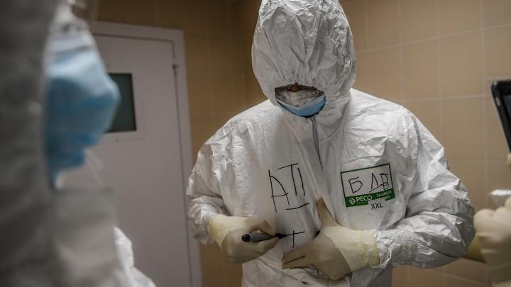 Двое умерло, 84 заболело: в Кузбассе коронавирус продолжает убивать людей