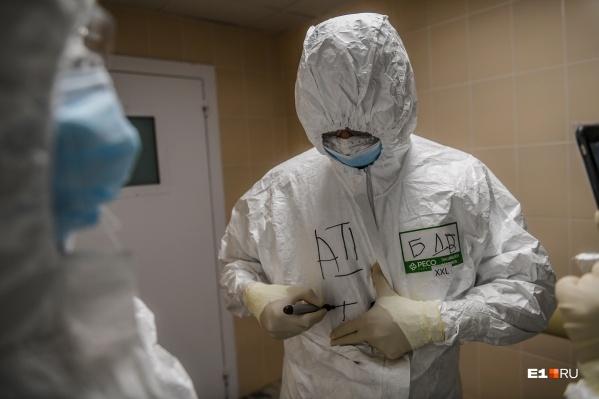 Больше всего случаев коронавируса выявлено в Архангельске