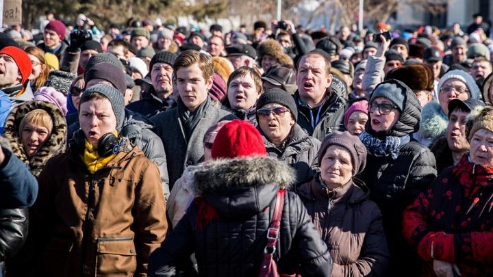 Бес паники: откуда берётся массовая истерия (изучаем синдром пустых полок в магазинах Новосибирска)