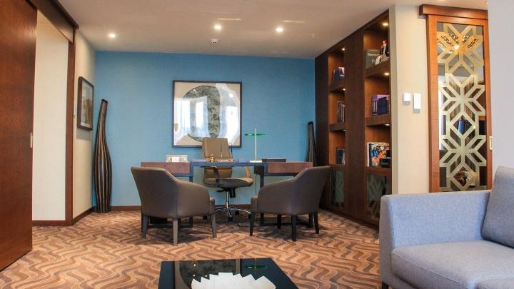 Разглядываем гостиничный люкс за 92 тысячи рублей в Уфе, где снимали «Орел и решку»