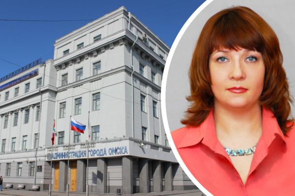 Елена Мацкевич работала до этого заместителем руководителя