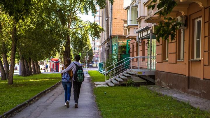 Синоптики рассказали, когда температура в Новосибирске упадёт до +21 градуса