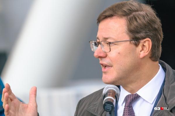 По словам губернатора, режим всеобщей самоизоляции будет действовать до 12 апреля