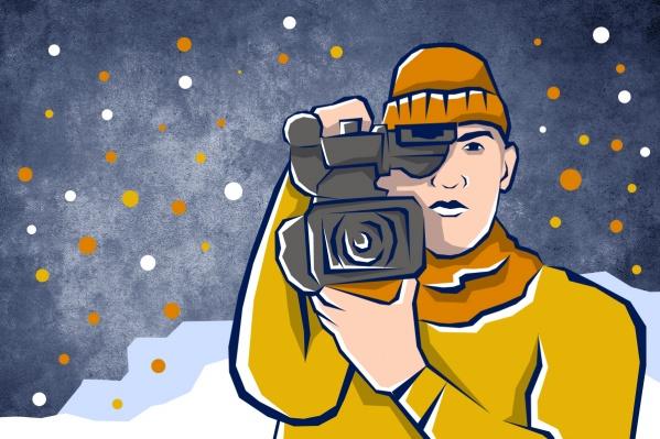 """Вы когда-нибудь снимали кино ранним утром <nobr class=""""_"""">1 января</nobr>?"""