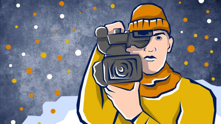 «Каждое 1 января мы с друзьями... снимаем кино». Новогодние истории ростовчан