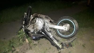 В Павлове мотоциклист не заметил «лежачий полицейский»: два человека погибли