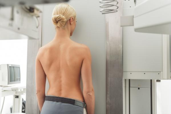 Выявление рака молочной железы первой стадии возможно при регулярном обследовании