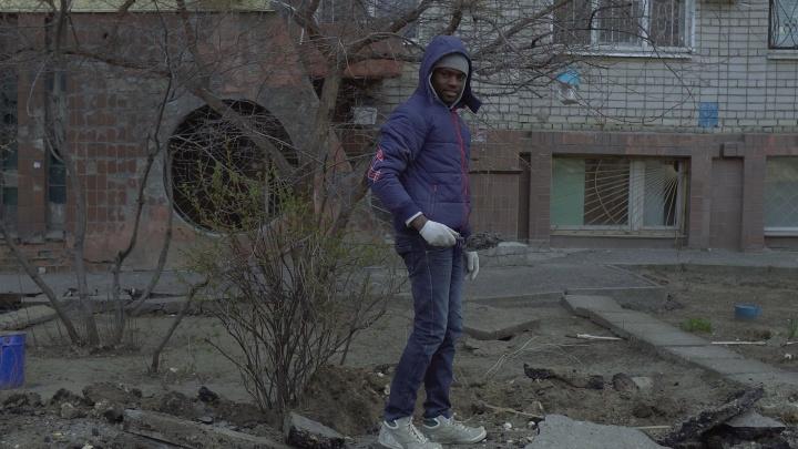 В Волгограде восстанавливают дороги во дворах: список