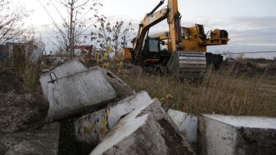 Каску Жалила не трогать: как выглядит строительная площадка нового кадетского корпуса