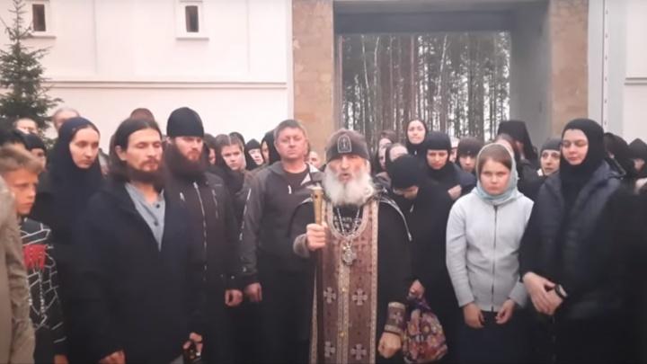 «Выносят смертный приговор монастырю»: отец Сергий — о своем отлучении от церкви