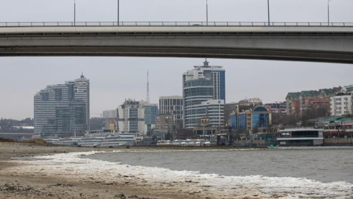 Напор воды в кранах Ростова рискует упасть из-за обмеления Дона