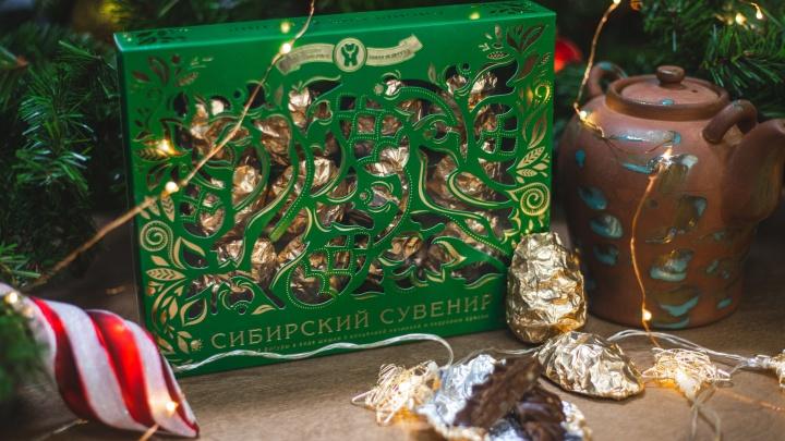 Адвент-календарь НГС: настоящие сибирские сувениры, которые хочется и подарить и съесть самому