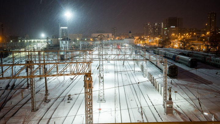 РЖД отменили несколько предновогодних электричек из Ростова