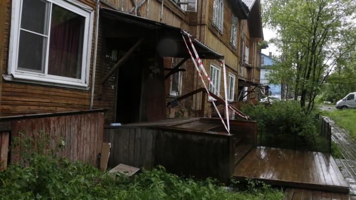 700 миллионов рублей выделят на новые квартиры для архангелогородцев, чьи дома сошли со свай