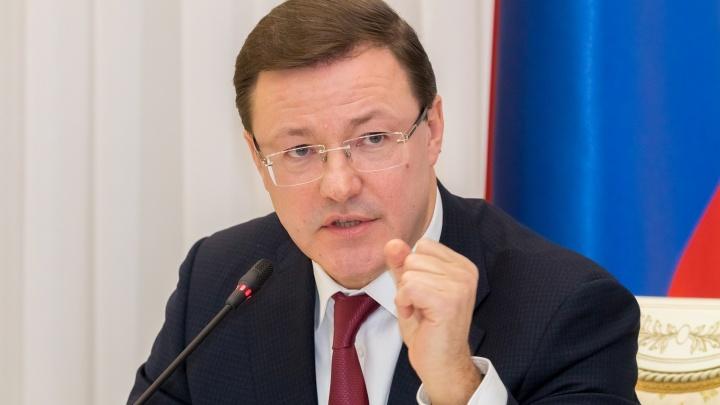 Азаров сказал, когда примет решение по режиму самоизоляции в Самарской области