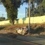 «Тормоза заклинило — и машину понесло»: неисправная фура смяла под собой иномарку