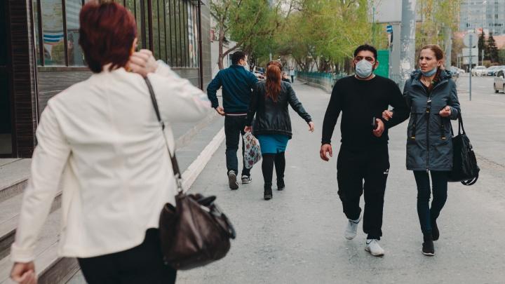 Рекорд сентября: новая статистика заболеваемости COVID-19 в Тюменской области