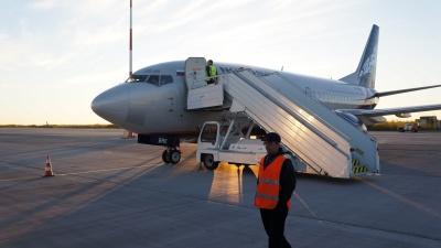 Власти обсуждают организацию круглогодичного авиасообщения из Архангельска в Сочи