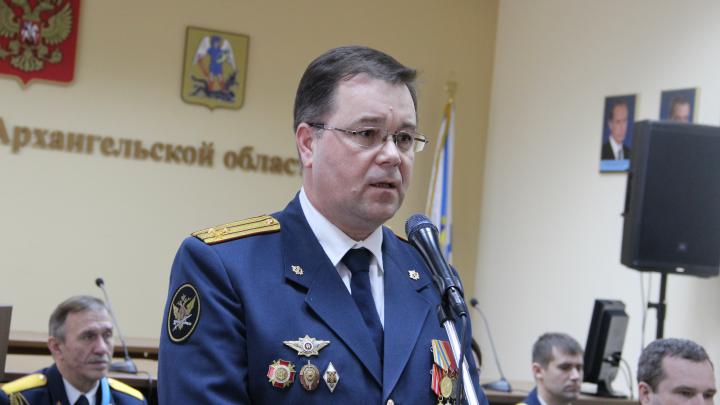 Бывшего замначальника УФСИН Архангельской области подозревают в коррупции