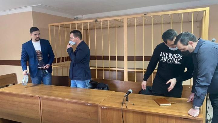 «Ускоряли ударами»: в Ярославле вынесли приговор тюремщикам, избивавшим заключённого