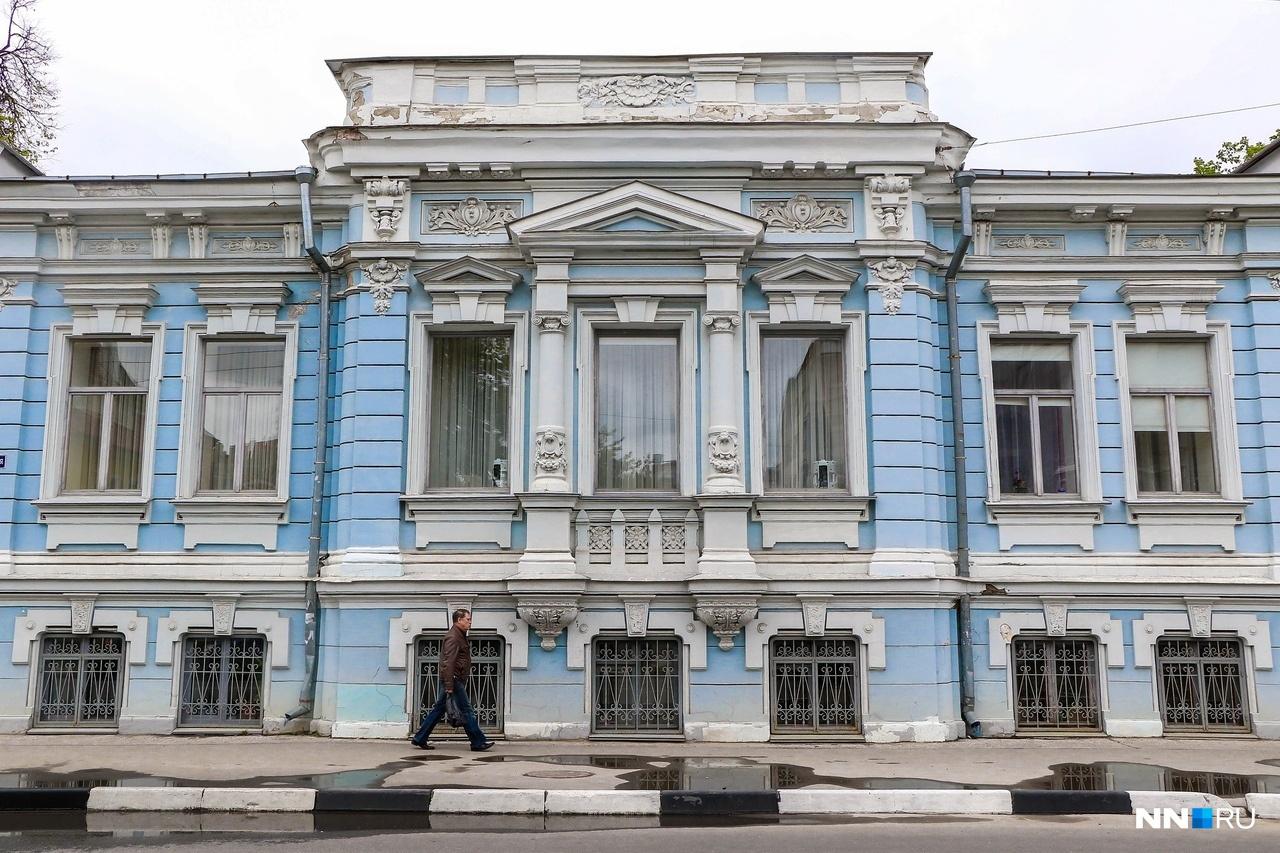 Мы сходили в Нижегородский дом бракосочетания на Малой Покровской