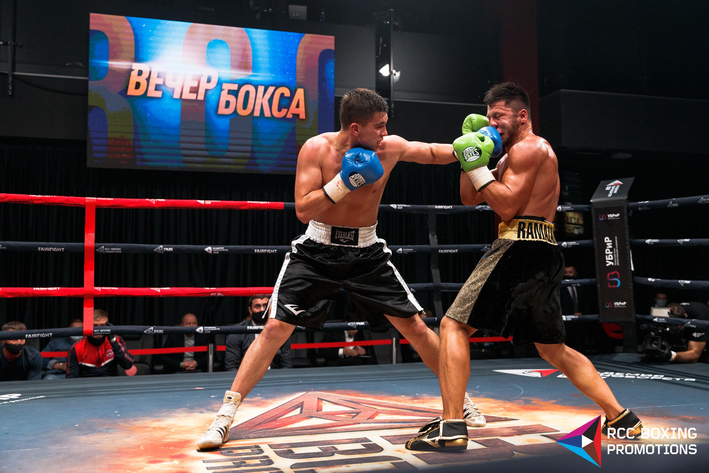 Иван Никоновзабрал победу у Мурада Рамазанова