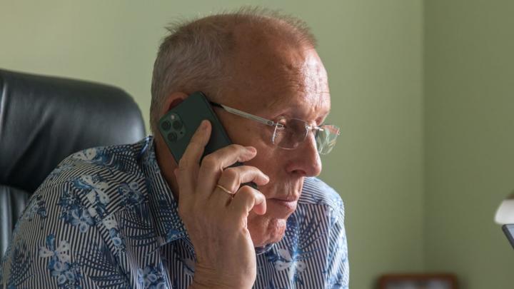 «За питомца нужно нести ответственность»: интервью с первым вице-мэром Самары Владимиром Василенко