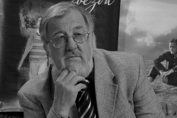 Владимир Денисов проработал в театре 45 лет